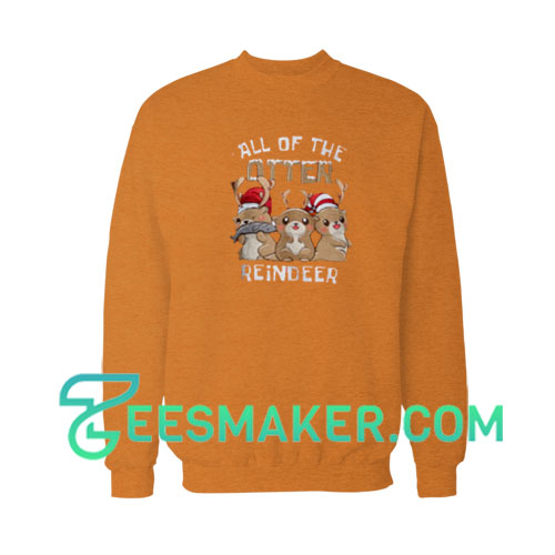 All-Reindeer-Sweatshirt-Orange