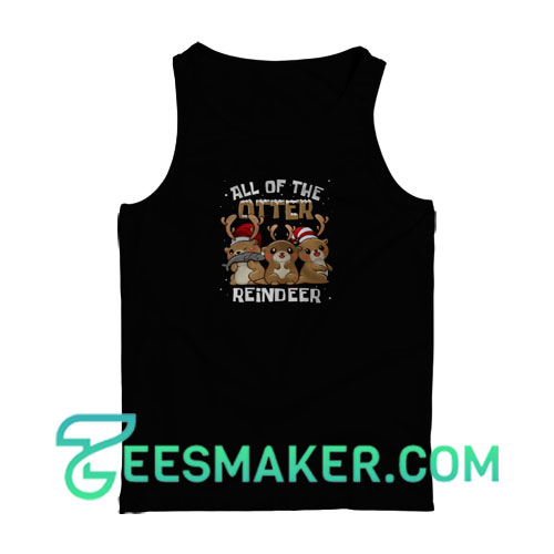 All-Reindeer-Tank-Top