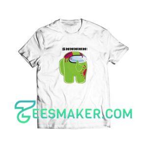 Among-Us-Lime-T-Shirt