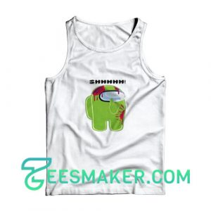 Among-Us-Lime-Tank-Top
