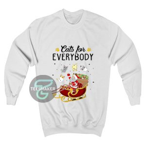 Cats-For-Everybody-Christmas-Sweatshirt
