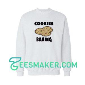 Cookies-Baking-Sweatshirt