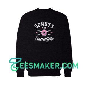 Donuts-And-Deadlifts-Sweatshirt-BlackDonuts-And-Deadlifts-Sweatshirt-Black