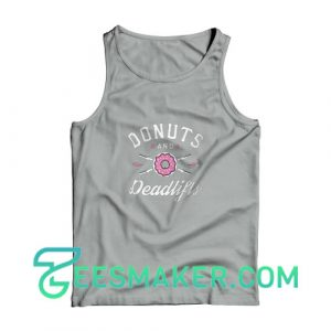 Donuts-And-Deadlifts-Tank-Top