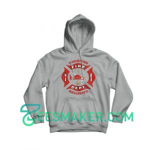 Flavortown-Fire-Hoodie-Grey