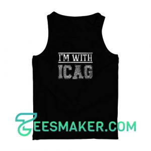 I'm-With-Icag-Tank-Top