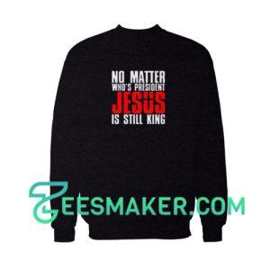 Jesus-Still-King-Sweatshirt-Black
