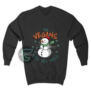 The-Vegans-Ate-My-Nose-Sweatshirt-Black
