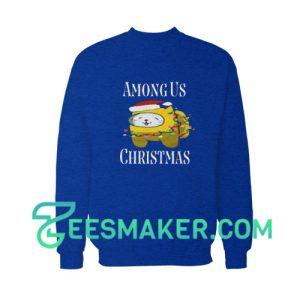 Among-Us-Christmas-Sweatshirt