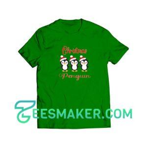 Christmas-Penguin-T-Shirt