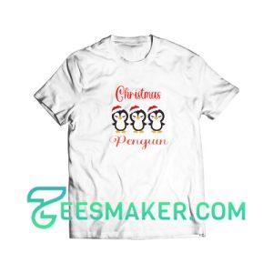 Christmas-Penguin-T-Shirt-White