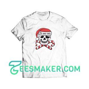 Christmas-Pirate-T-Shirt