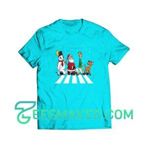 Christmas-Road-T-Shirt
