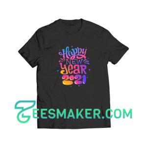 Happy-new-year-2021-T-Shirt