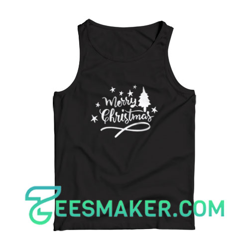 Merry-Christmas-Tank-Top