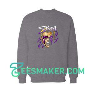 Sting-Aew-Sweatshirt-Grey
