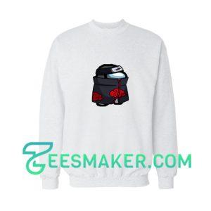 Among-Us-Ninja-Crossover-Sweatshirt