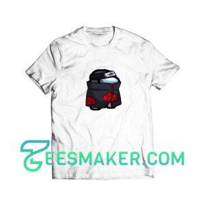 Among-Us-Ninja-Crossover-T-Shirt