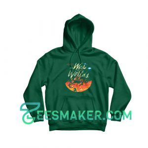 War-of-the-Worlds-Hoodie-Green