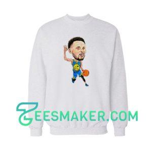 Steph Caricature Sweatshirt
