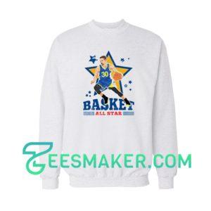 Curry 30 All Star Sweatshirt