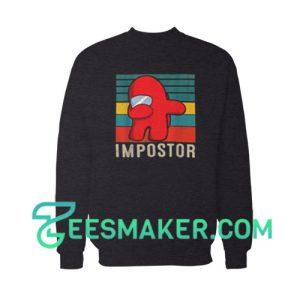 Impostor Among Us Sweatshirt