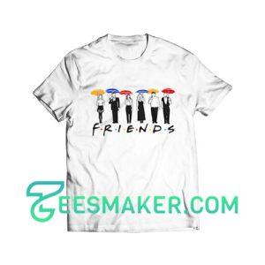 Friends Umbrella T-Shirt