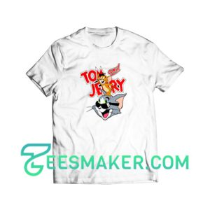 Summer Tom And Jerry T-Shirt