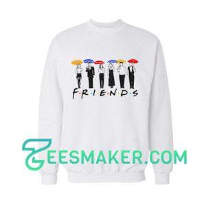 Friends Umbrella Sweatshirt
