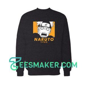 Naruto That Face Sweatshirt