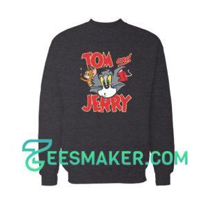 Tom And Jerry Battle Sweatshirt