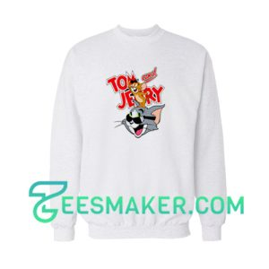Summer Tom And Jerry Sweatshirt