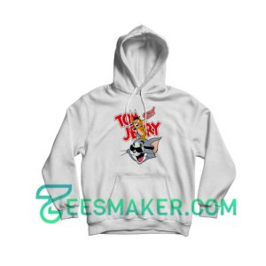 Summer Tom And Jerry Hoodie