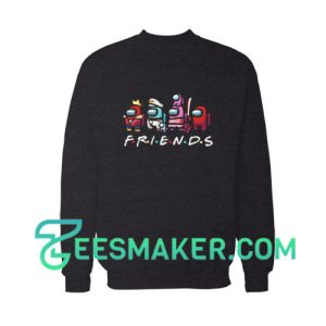 Among Us Friends Sweatshirt