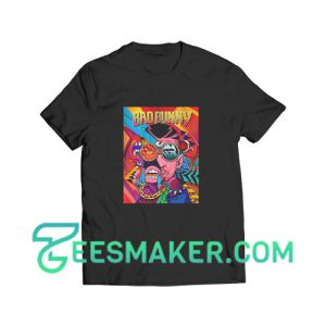 Bad Bunny World Tour T-Shirt