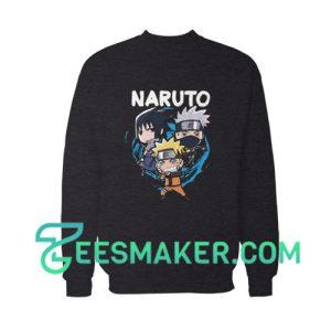 Chibi Naruto Shippuden Sweatshirt