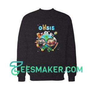 Oasis Bad Bunny Sweatshirt
