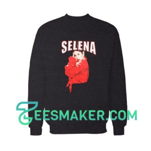 Selena Red Jacket Sweatshirt