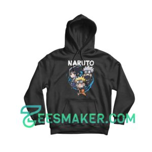 Chibi Naruto Shippuden Hoodie