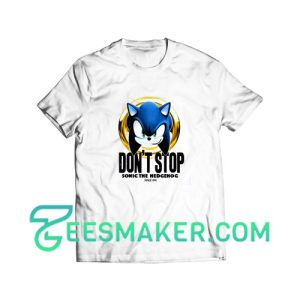 Don't Stop Sonic T-Shirt