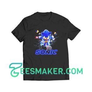 Sonic The Hedgehog Movie T-Shirt