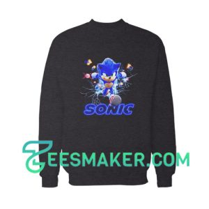 Sonic The Hedgehog Movie Sweatshirt