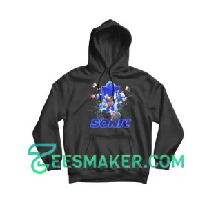 Sonic The Hedgehog Movie Hoodie