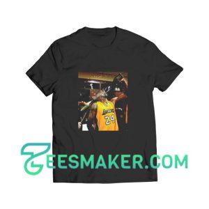 Kobe Bryant Celebrate T-Shirt