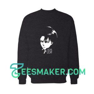 Captain Levi Graphic Sweatshirt
