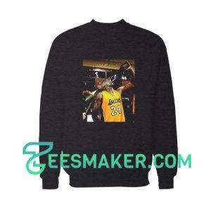 Kobe Bryant Celebrate Sweatshirt