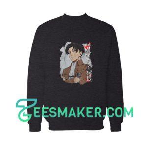Levi Attack On Titan Sweatshirt