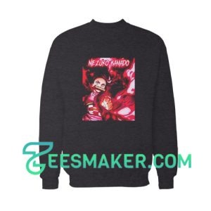 Anime Nezuko Demon Slayer Sweatshirt