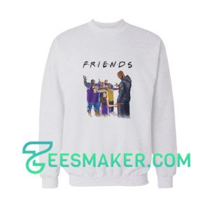 Kobe Bryant Friends Sweatshirt