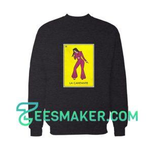 Selena La Cantante Sweatshirt